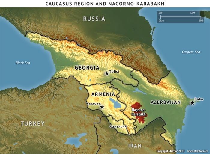 caucasuss